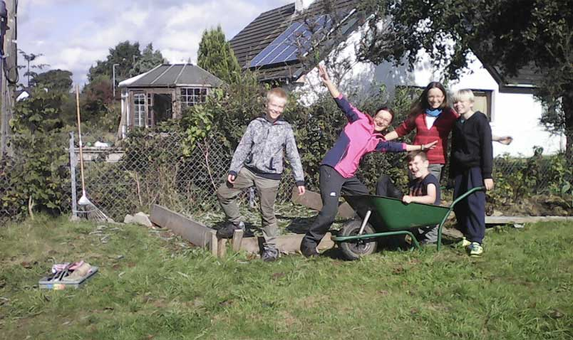 Advanced Training in Engaging Children in Permaculture